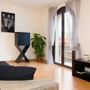 Appartement in Barcelona. 3 bedrooms, with view to the Sagrada Familia