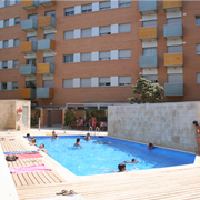 Accommodation with Swimming Pool Barcelona