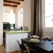 barcelona self catering
