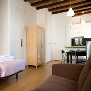 self catering in barcelona