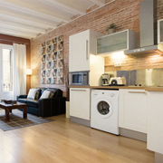 Apartment rental Barcelona. Studio flat for your holiday, close to Passeig de Gracia