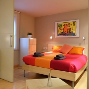 location studio confortable plage barceloneta