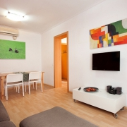 location grand appartement barcelone