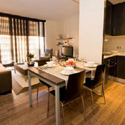appartement hotel barcelone