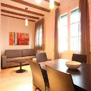 two bedroom apartment barcelona