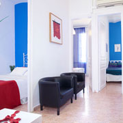 Accommodation in Barcelona. Cheap Rental