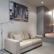 Studio Apartment Barcelona