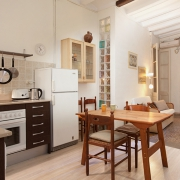 Barcelona apartment. For a nice stay in the historical center close to Ramblas