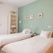 Appartement met zwembad in Barcelona. Accommodatie met 3 slaapkamers