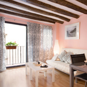 Apartment for rental in the gothic area of Barcelona