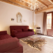 Flats in Barcelona for rental located in the Born quarter