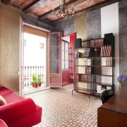 Location de Vacances: Appartement � barcelone, Passeig de Gracia