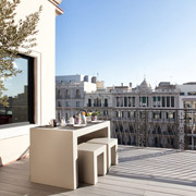 appartement luxe terrasse passeig gracia