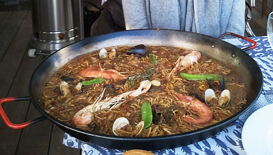BARCELONA BEST PAELLA tips (includes the original recipe)