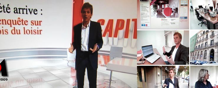M6 – CAPITAL – TV SHOW (France) – Jun 22, 2009