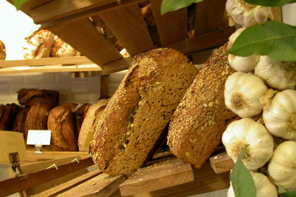 Reykiavik Barcelona: Organic Bread & Co.