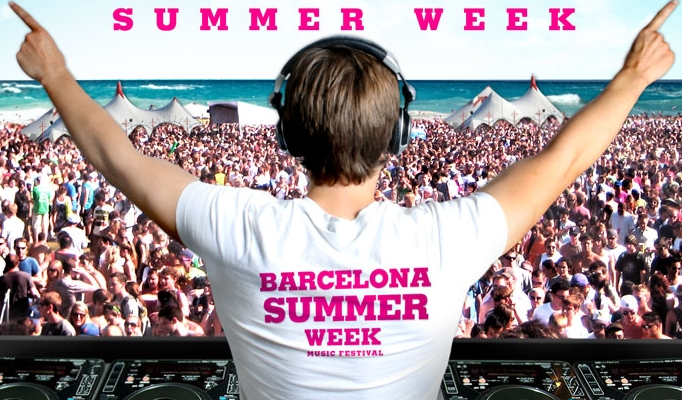 Barcelona DJ's Summer Week 2009
