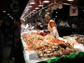 Boqueria: the most famous market of Barcelona
