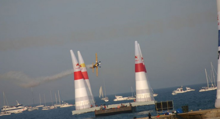 Red Bull Air Race in Barcelona