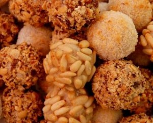 Panellets: Typical Catalan Sweets