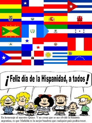 Fiesta de la Hispanidad, a Day to celebrate the Spanish Culture