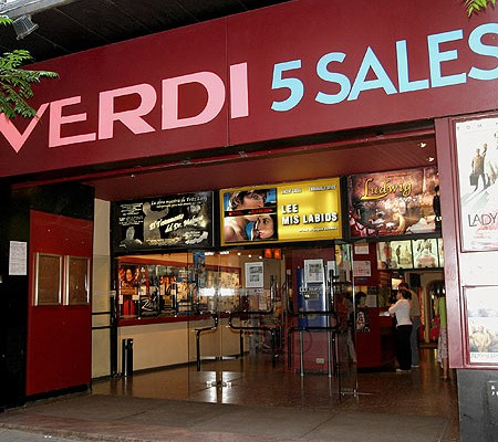 Cinema Verdi: Movies in Original Language