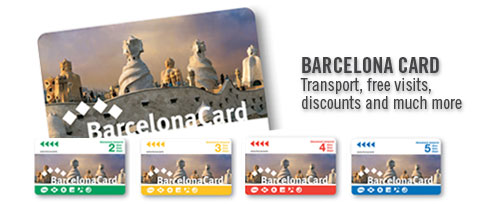 Special Discounts With The Barcelona Card