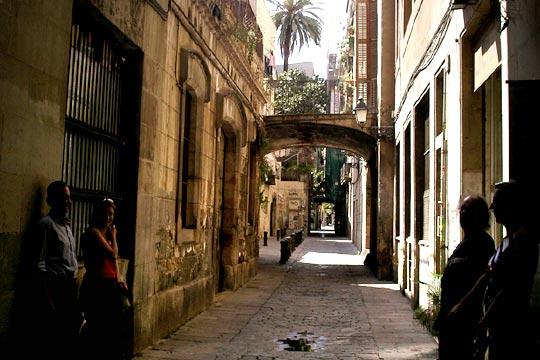 Ciutat Vella: the charming Barcelona's historical centre