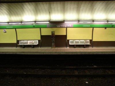 Barcelona: Metro & Taxi
