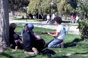 Ciutadella-park-singers