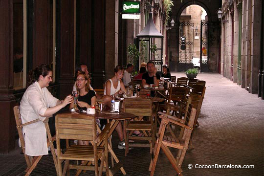 Barcelona lifestyle   local tips by cocoon barcelona – bar terrasse