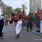 barcelona-beach-capoera
