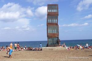 barceloneta-tower-blocks