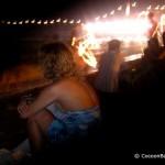 fille-nuit-plage