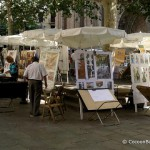 plaza-del-pi-painter-market