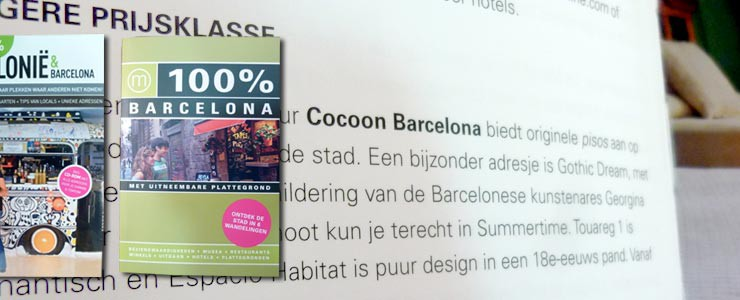 100% BARCELONA (Holland) – 100% CATALONIE (Holland) – 2010
