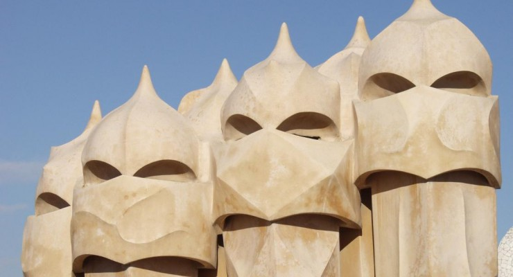 La Pedrera Gaudi Barcelona Summer concerts – the Secret Pedrera- 100 years