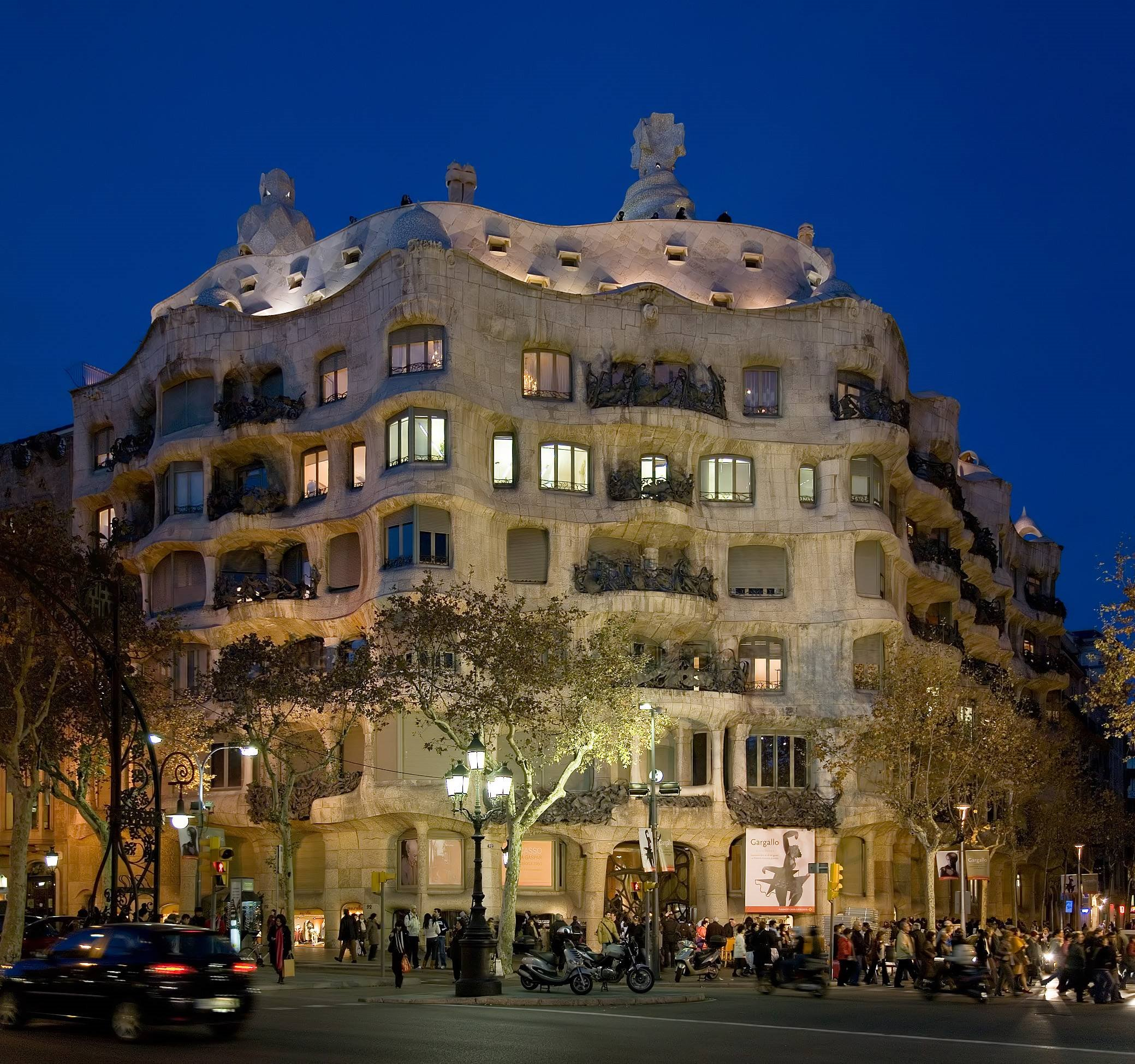 Barcelona Lifestyle - Local tips by Cocoon Barcelona – La Pedrera Gaudi Barce...