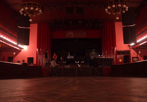 Concerts at Sala Apolo Barcelona