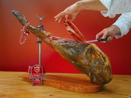 Jamon Jamon! Try the spanish ham