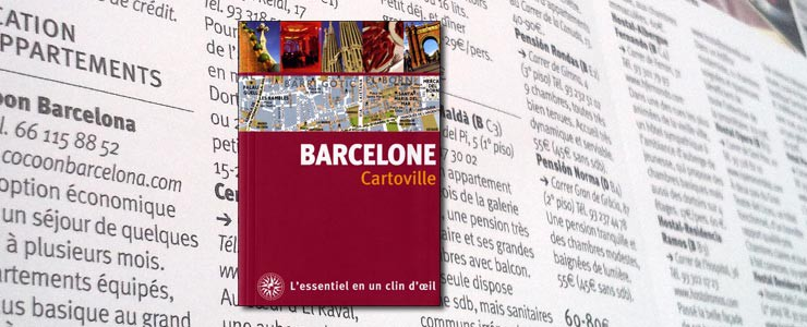 CARTOVILLE: BARCELONA (France) – 2010