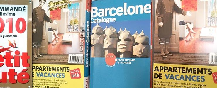 LE PETIT FUTE: Barcelone – 2011