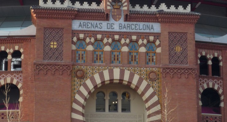 Las Arenas Barcelona: Shopping Centre in a Bullring