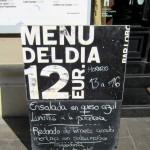 lobo menu