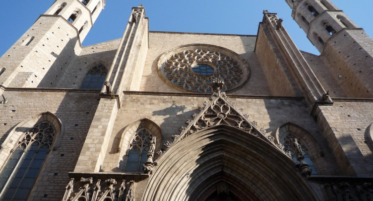 Santa Maria del Mar: don't miss one of the most beautiful Churches in Barcelona