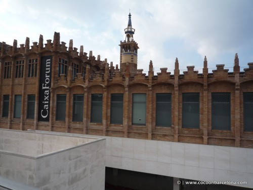 caixa forum barcelona