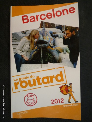 Guide du routard 2012 cocoonbarcelona