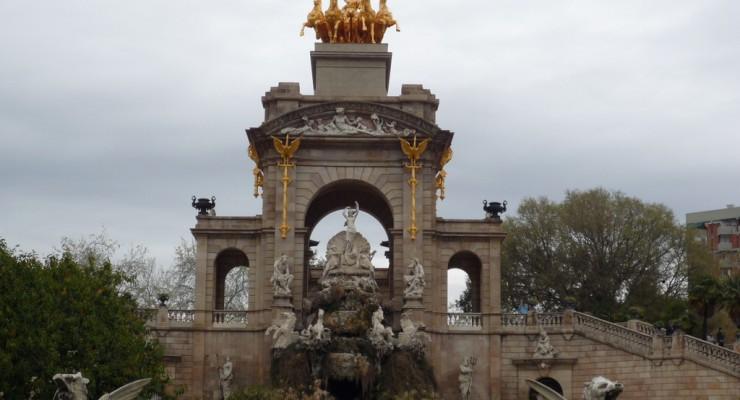 Ciutadella Park – Barcelona