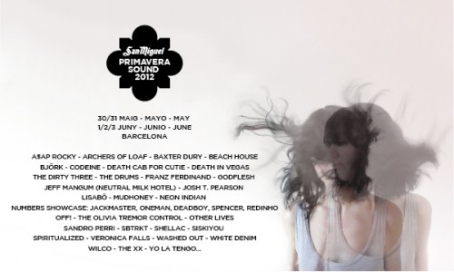 primavera-sound-2012 flyer
