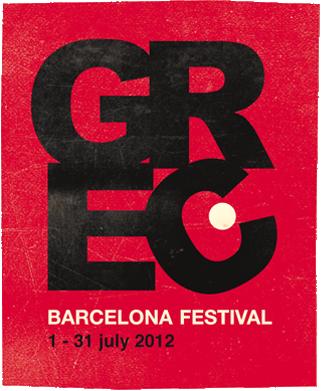 Greg Festival Barcelona 2012